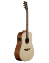 VGS RT-10E Root natural satin Electro-Acoustic Westerngitarre